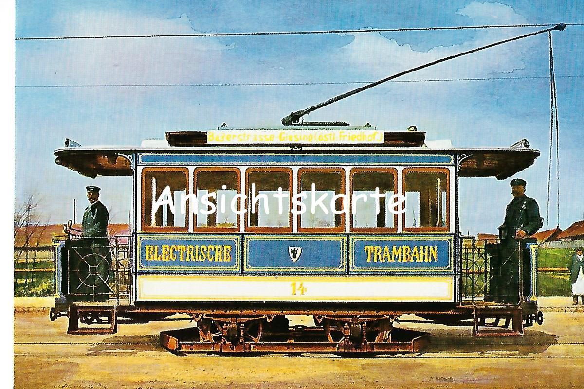 Triebwagen 14. (6005)