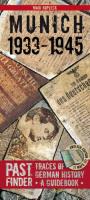 PastFinder Munich 1933-1945, englische Ausgabe