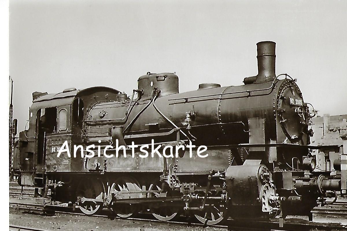 Güterzug-Tenderlokomotive 92 2005. (1058)