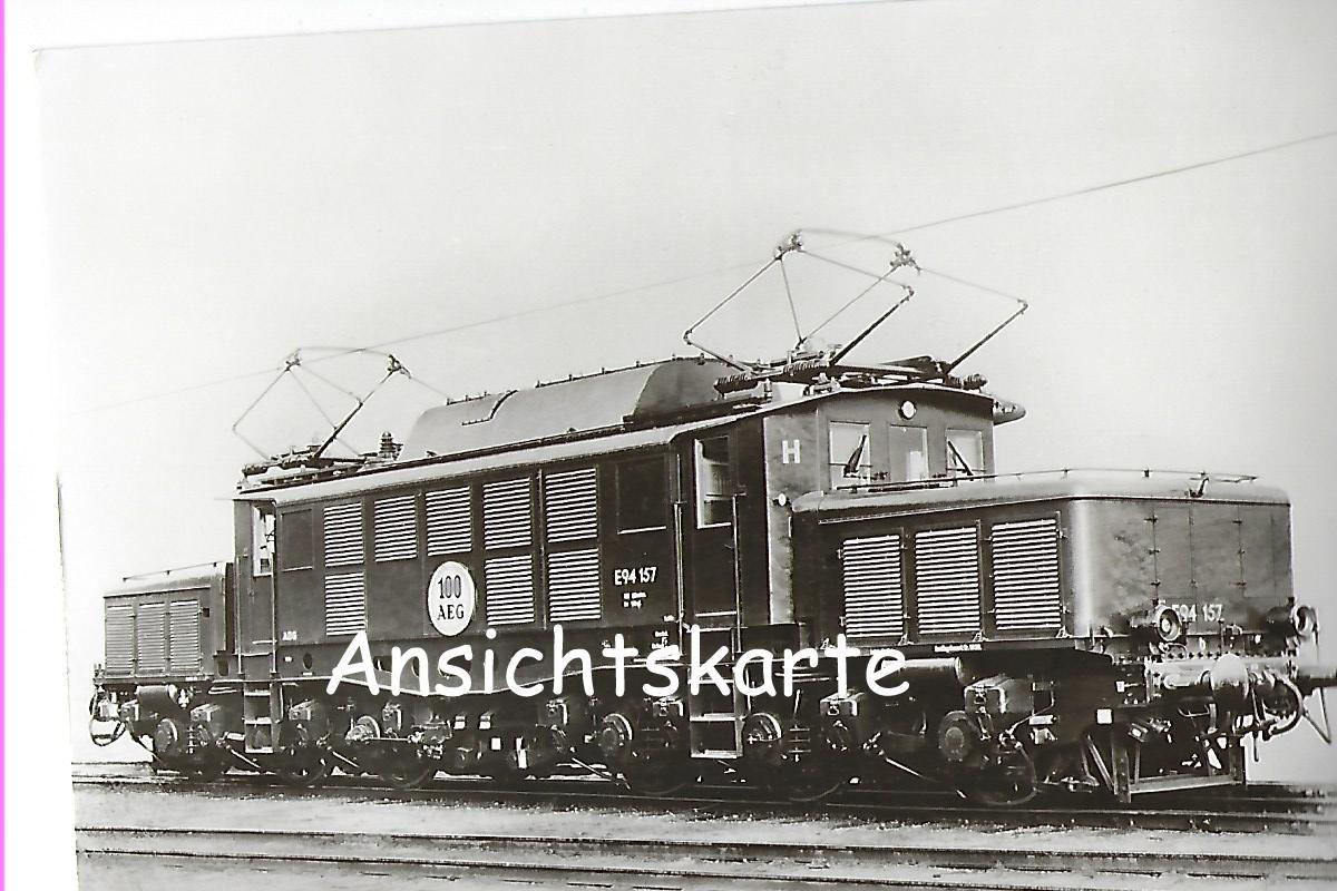 Güterzug-Lokomotive E 94 157 (1066)
