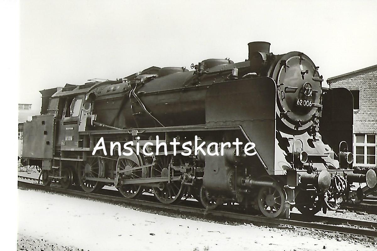 DRG Baureihe 62 006 Personenzug-Tenderlokomotive, Henschel 1929 (1084)