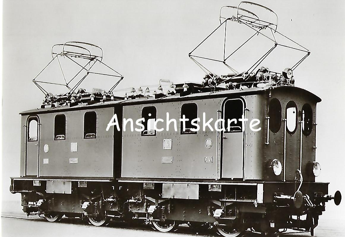 Preussische Staatseisenbahnen, Hafenbahn Altona, Bergmann- Elektrizitäts-Werke 1913 (1110)