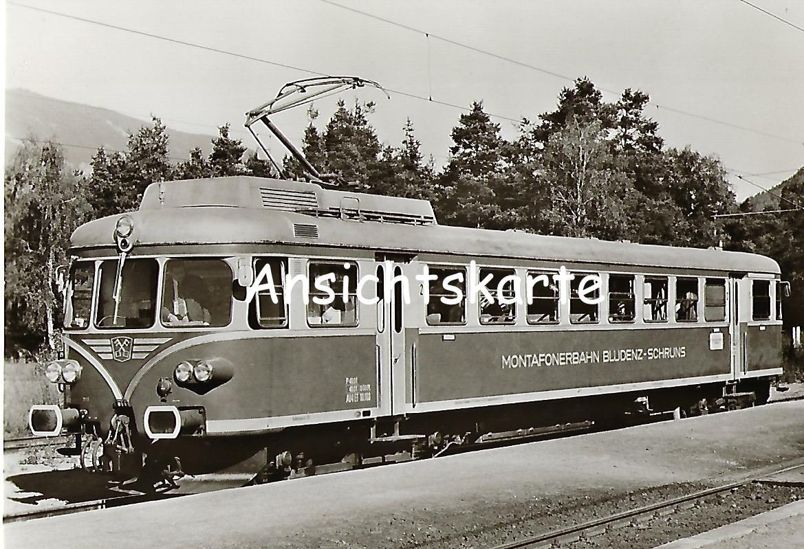 Montafonerbahn AG. Bludenz-Schruns ET 10.103 (1125)