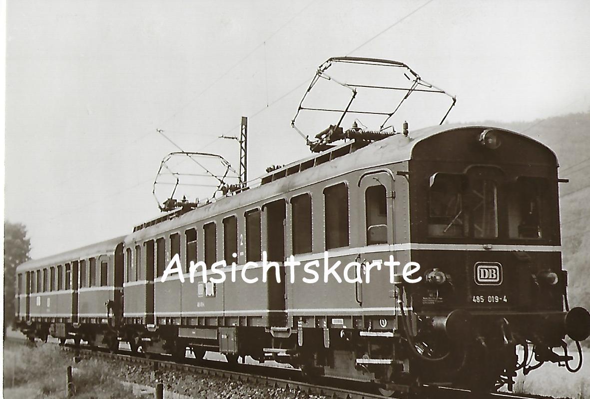 DB Elektrischer Triebwagen 485 019 (1137)