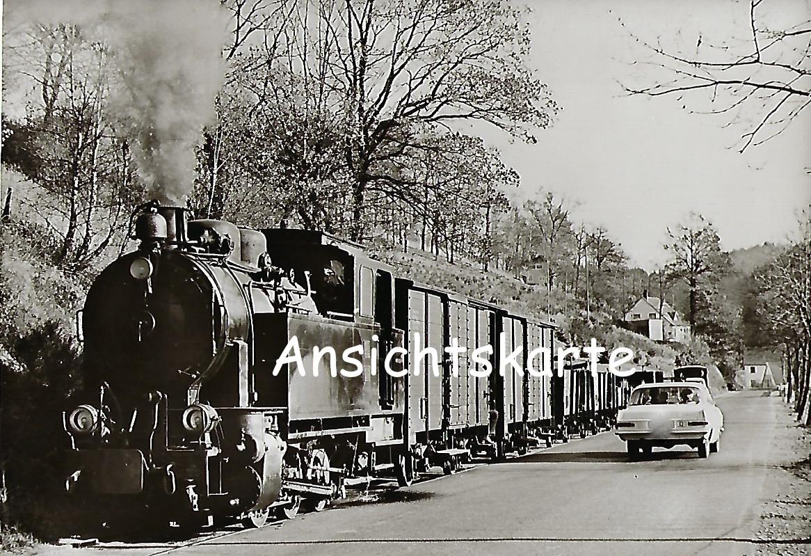 Kreis Altenaer-Eisenbahn AG. Lokomotive Nr. 202 Peddensiepen. Eisenbahn Bestell-Nr. 1145