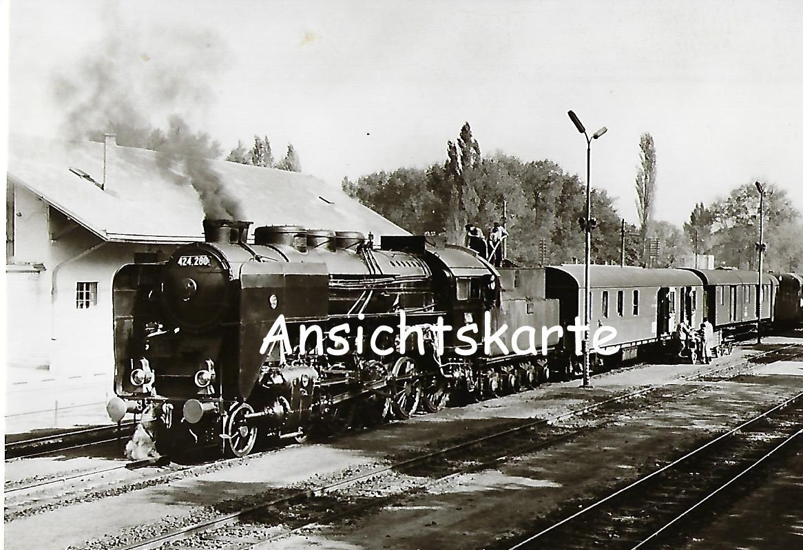 Ungarische Staatsbahnen. Bf. Siófok (1172)