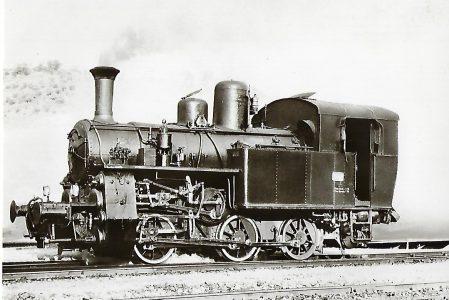 Italienische Staatsbahnen (FS). La Ferrovia Cosenza – Rende – Paola. Eisenbahn Bestell-Nr. 1176