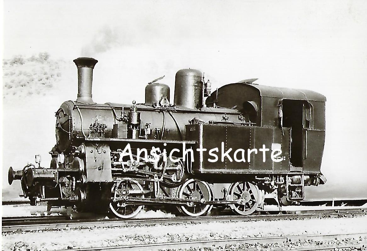 Italienische Staatsbahnen (FS). Paola – Cosenza (1176)