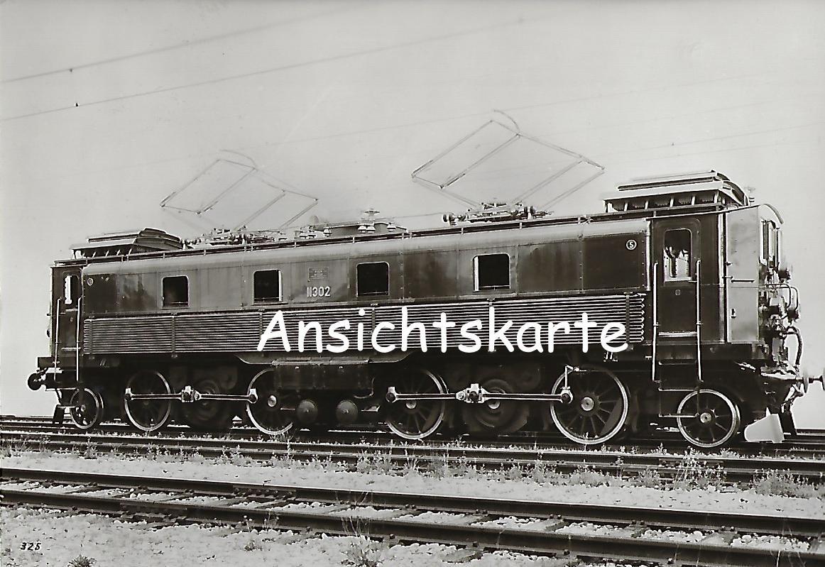 SBB Gotthard-Versuchslokomotive 11 302 (1195)