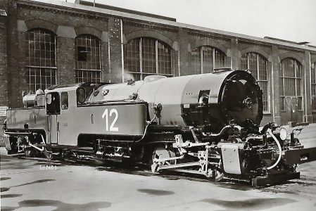Werksbahn der Grube Phönix AG in Thüringen. Eisenbahn Bestell-Nr. 1200