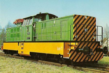 """Gemeinschaftsbetrieb """"Eisenbahnen und Häfen"""", Duisburg. Eisenbahn Bestell-Nr. 1205"""
