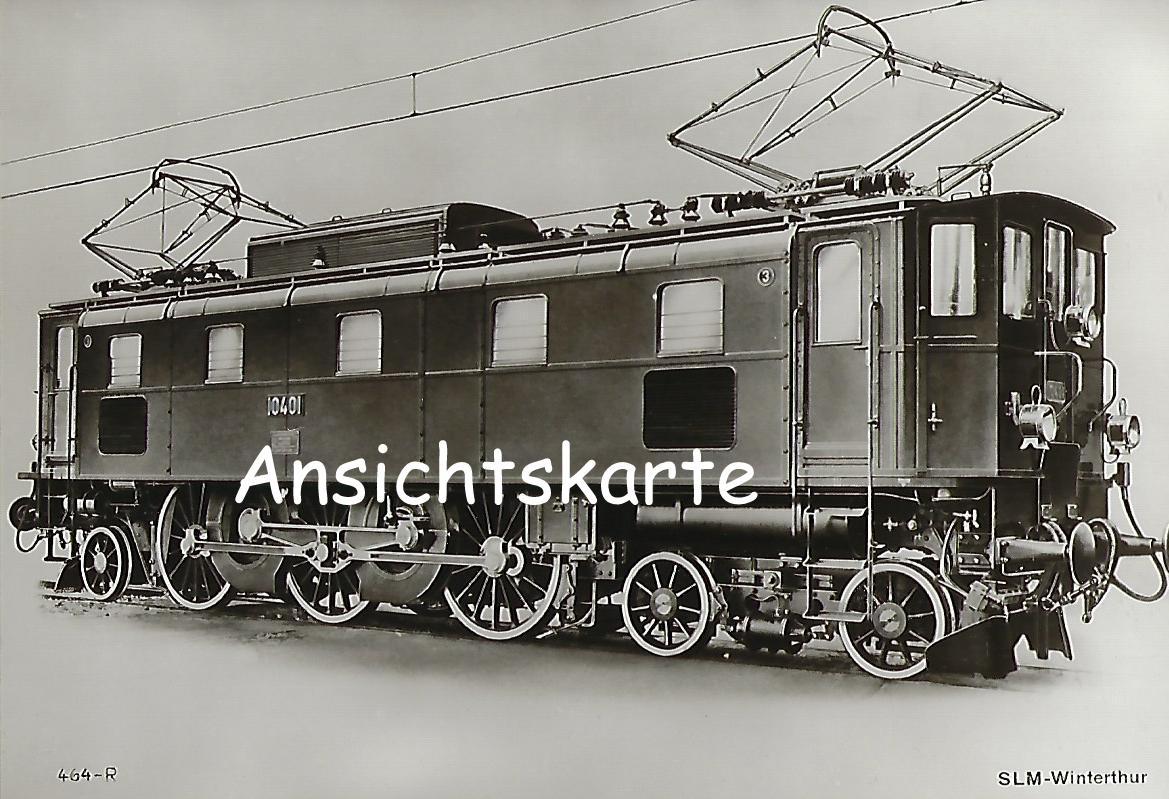 SBB Elektrische Lokomotive Nr. 10 401 (1217)
