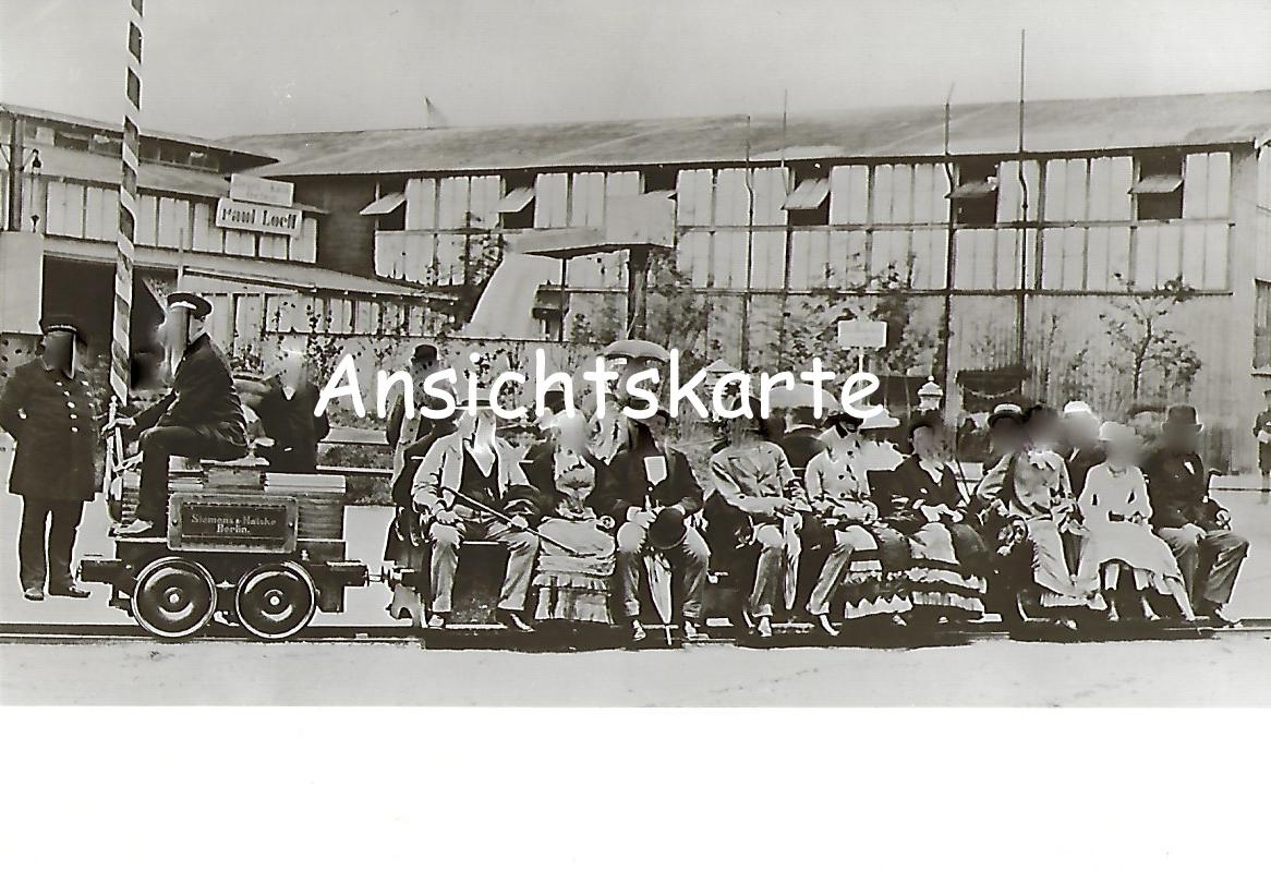 100 Jahre elektrische Lokomotiven 1879-1979