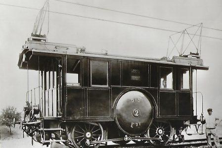 Burgdorf-Thun-Bahn (BTB). Eisenbahn Bestell-Nr. 1225