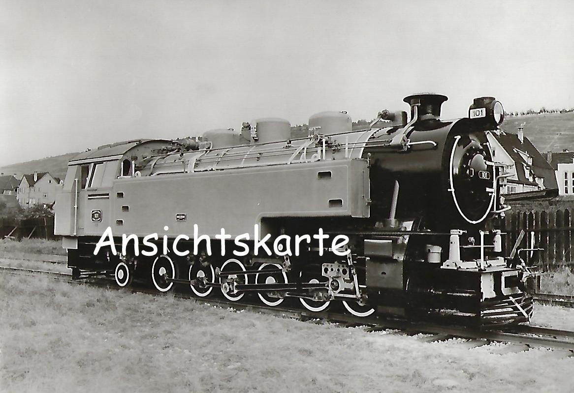 Argentinische Staatsbahn. Reibungs- und Zahnrad-Tenderlokomotive Serie E. 24 (1230)