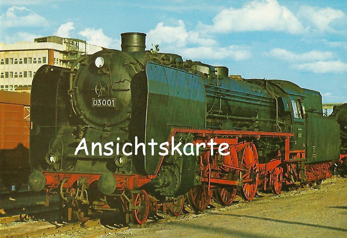 DR Schnellzug-Lokomotive 03 001 (1233)