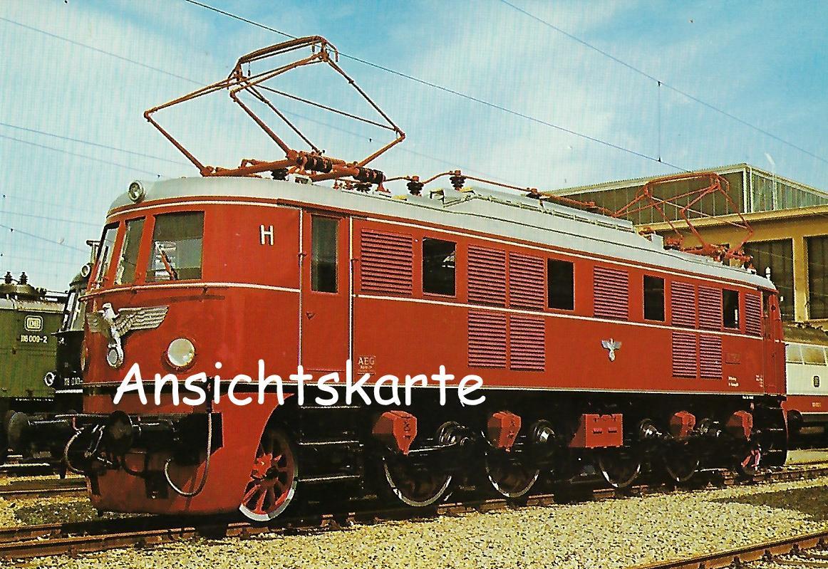 Schnellzug-Lokomotive E 19 01 (1236)