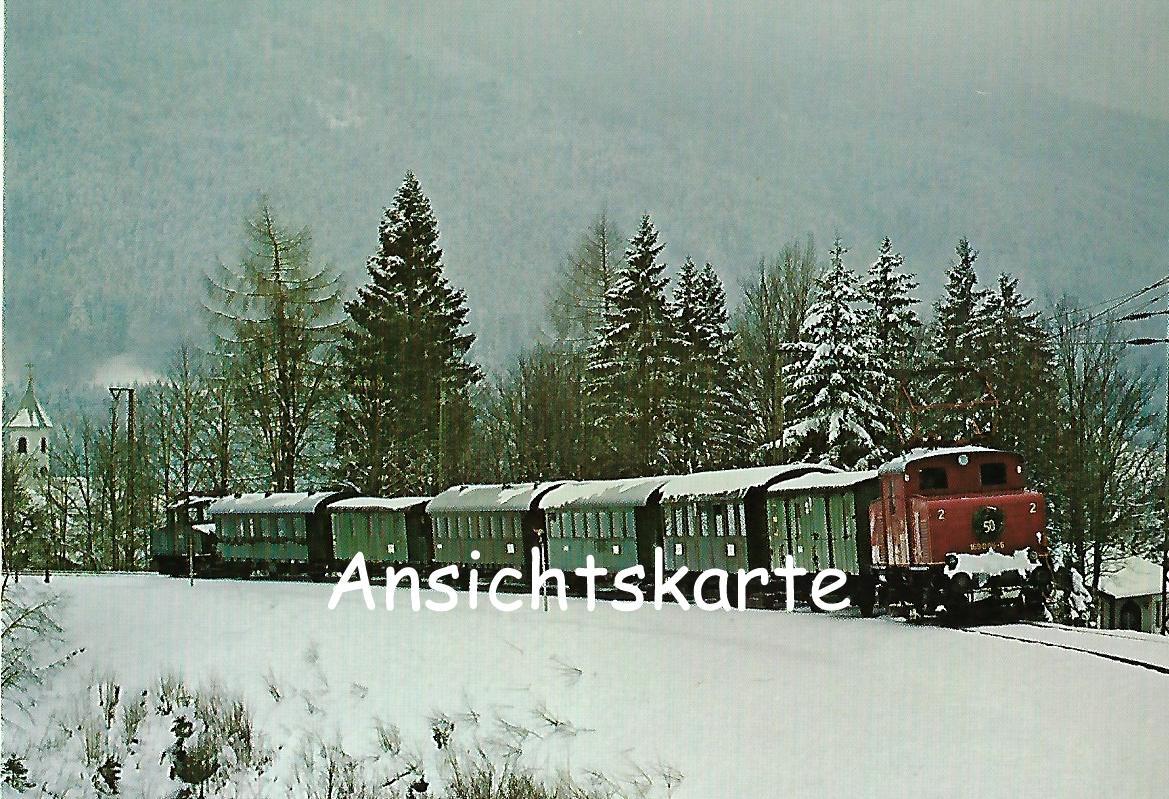 Lokomotive 169 005 Murnau – Oberammergau (1246)