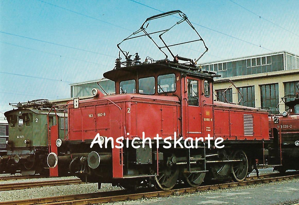 DB Rangierlokomotive 163 002-9 (1255)