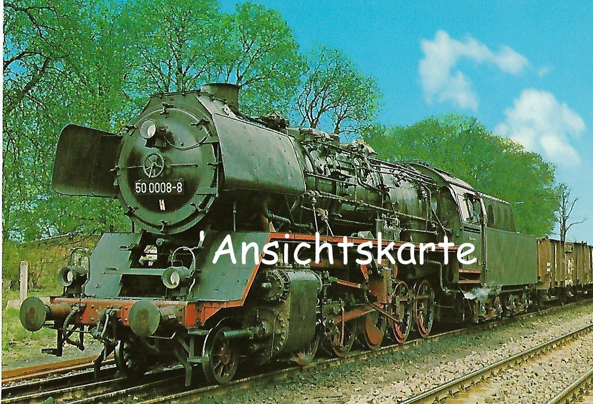 DR Güterzug-Lokomotive 50 0008-8 (1257)