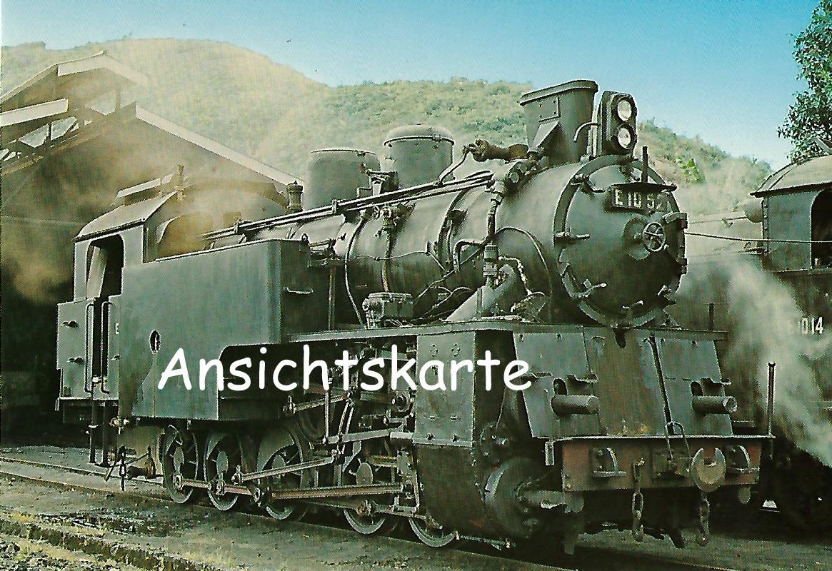 Indonesische Staatsbahn (PJKA) Lokomotive E 10 52 (1264)