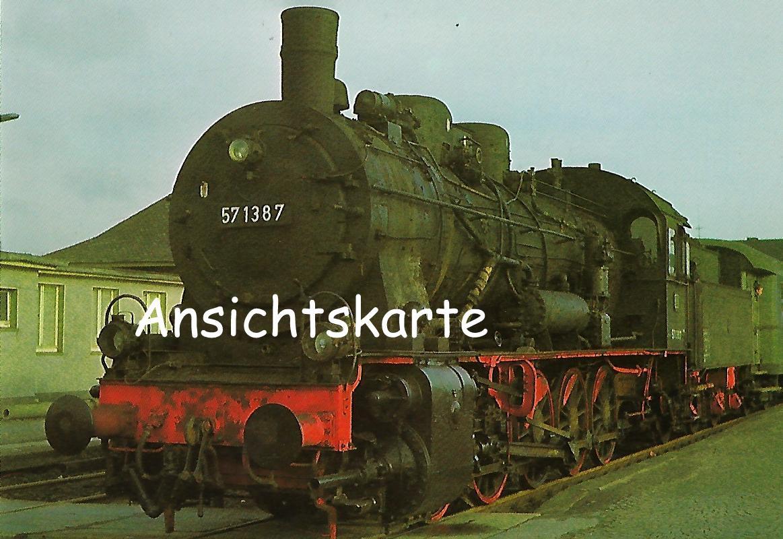 DB Güterzug-Lokomotive 57 1387. (1273)