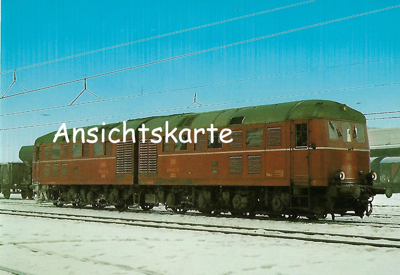DB Dieselelektrische Doppellokomotive 288 002-9. (1278)