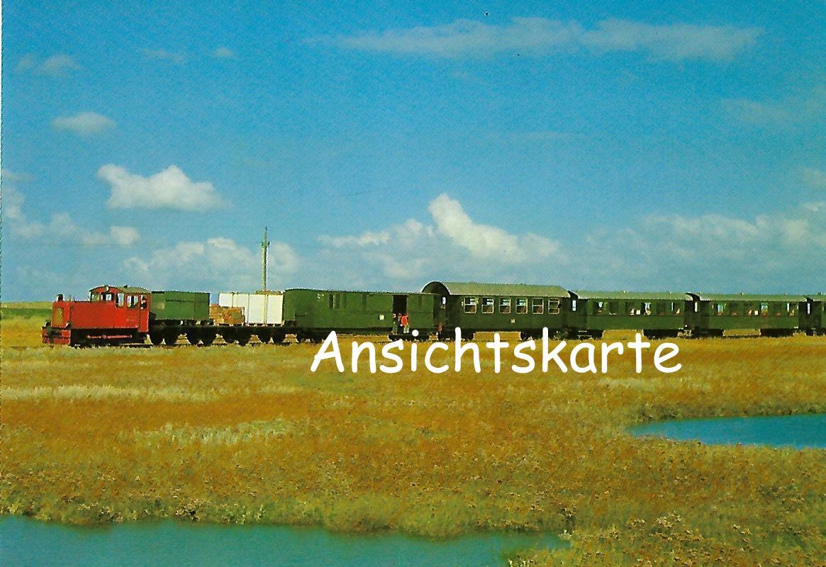 DB-Baureihe 329 Inselbahn Wangerooge (1280)