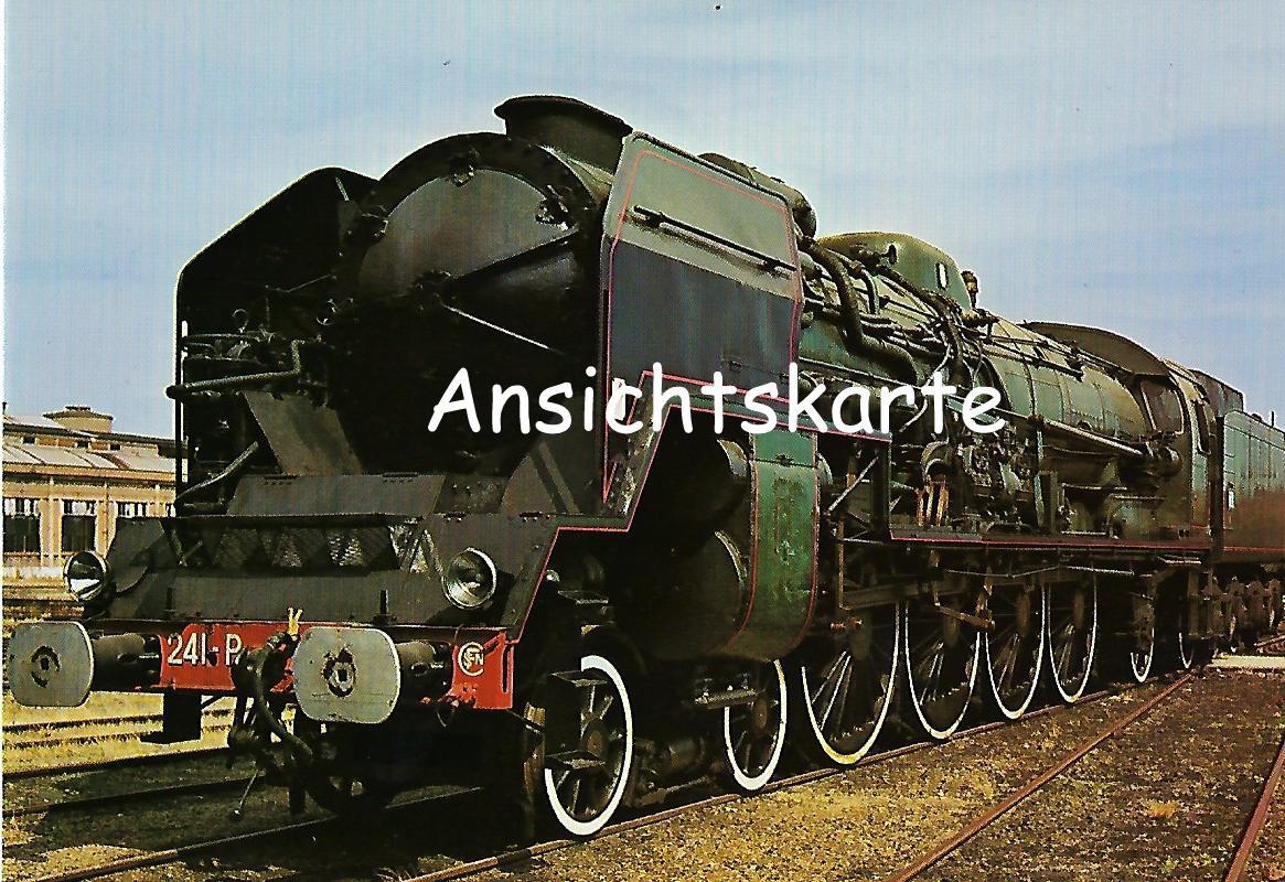 Französische Staatsbahnen Schnellzug-Lokomotive SNCF 241 P. (1286)