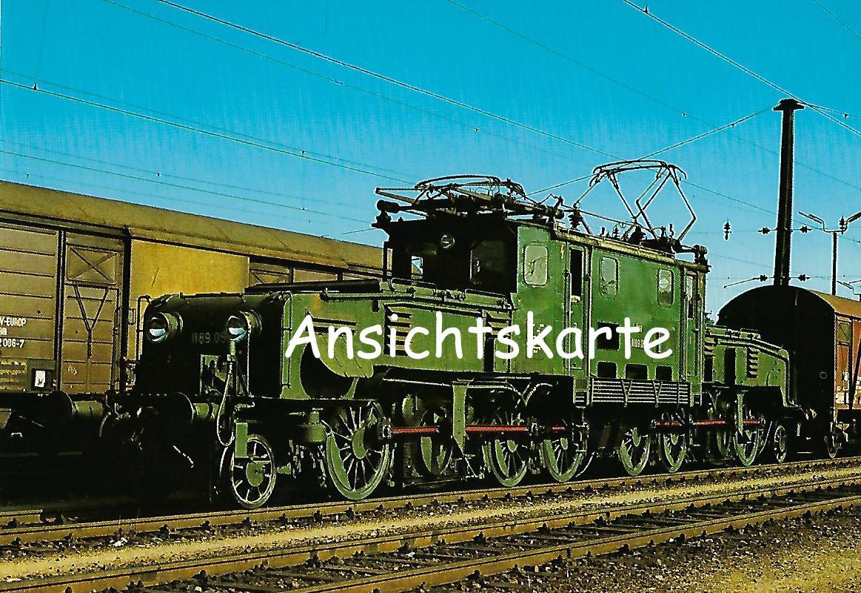 ÖBB Elektrische Lokomotive 1189.05. (1288)