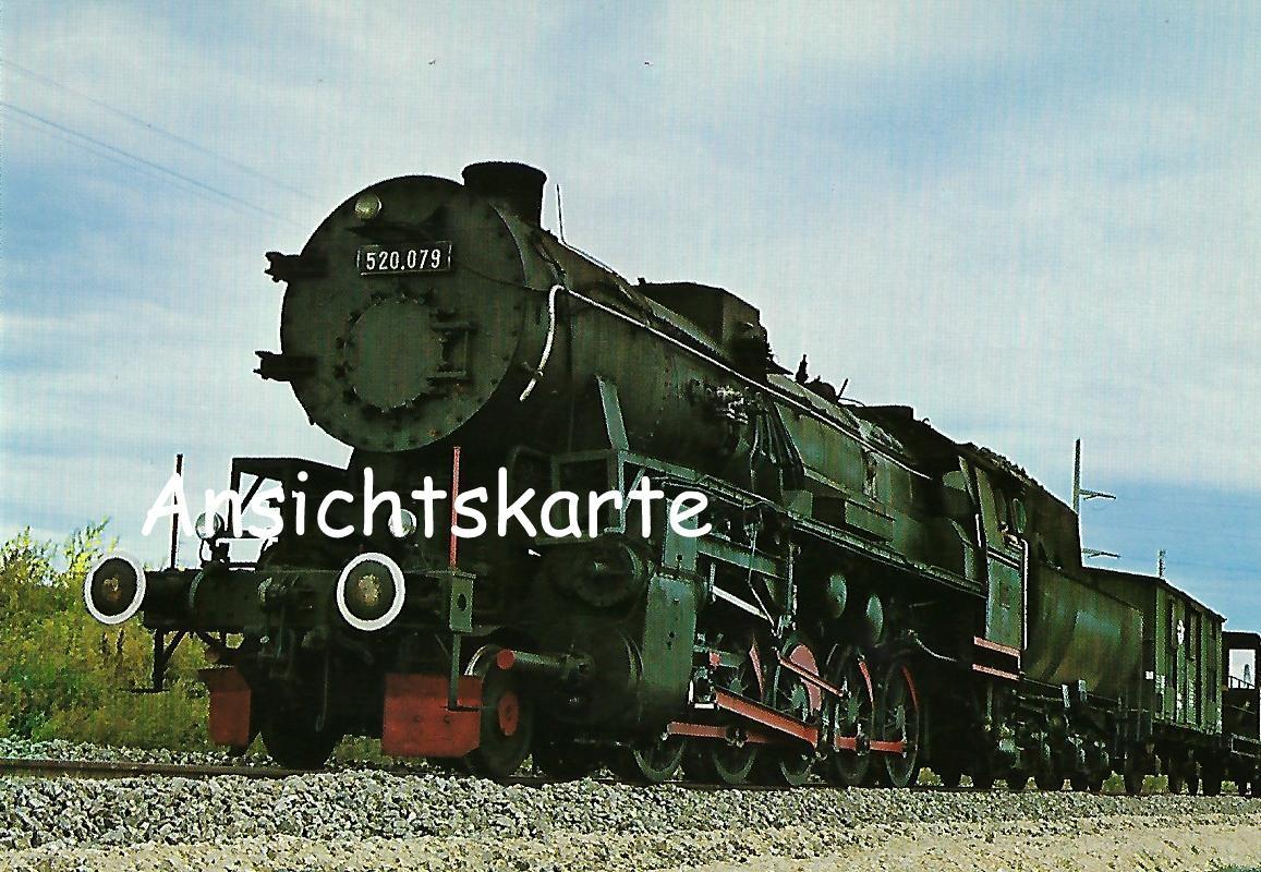 Raab-Ödenburger-Ebenfurther Eisenbahn 520 079. (1289)