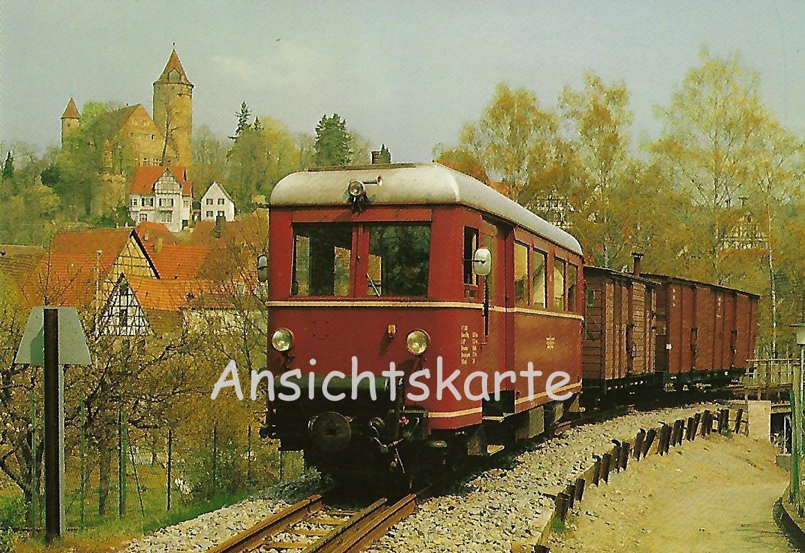 Südwestdeutsche Eisenbahnen AG (SWEG) Triebwagen VT 303. Eisenbahn Bestell-Nr. 1296