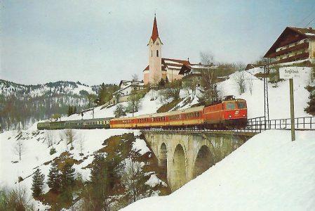 ÖBB Thyristor-Lokomotive 1044.39. Eisenbahn Bestell-Nr. 1298