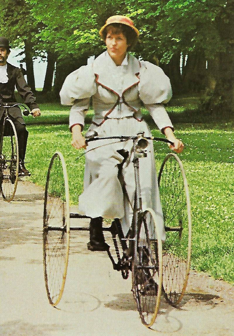 Adler-Dreirad von 1888