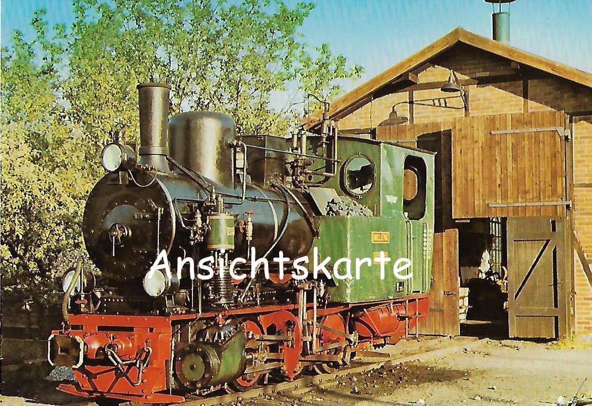 "Schmalspurlokomotive ""Helene"" (5028)"