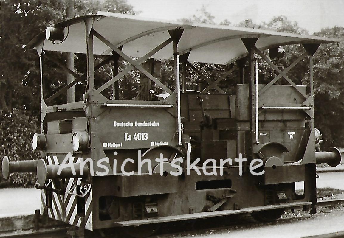 Akku-Kleinlokomotive Ka 4013. (5114)