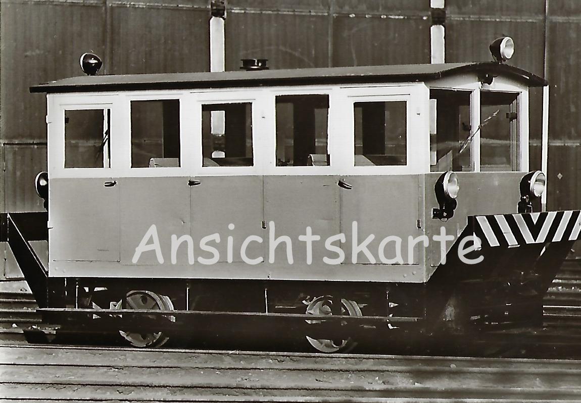 Bahnmeister-Draisine S 3 (5120)