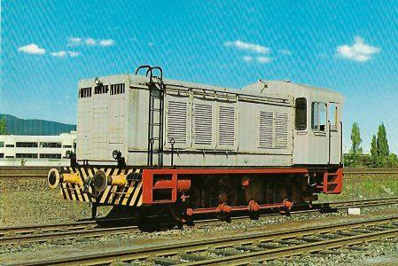 Diesel-Lokomotive D 18 (Baureihe V 36 DB). Eisenbahn Bestell-Nr. 5147