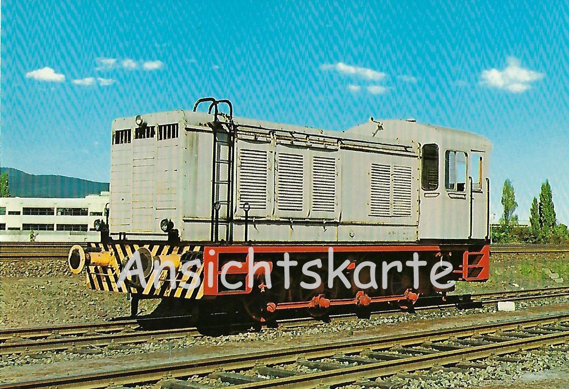 Diesel-Lokomotive D 18 (Baureihe V 36 DB). (5147)