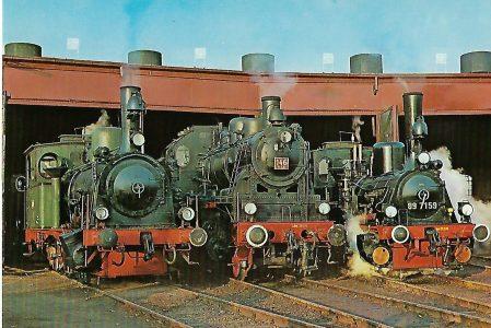 Lokomotive Walsum 5, BLE 146, Lokomotive 87 7159. Eisenbahn Bestell-Nr. 5149