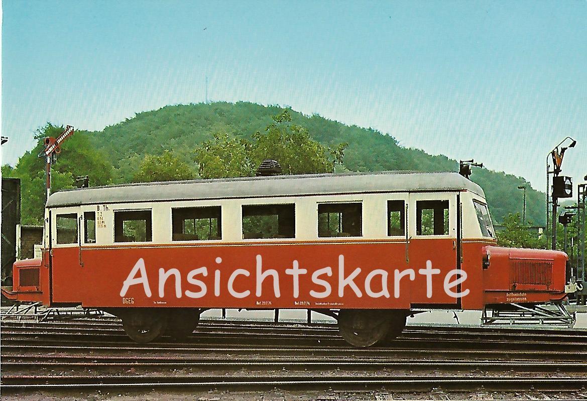 Wismarer Schienen-Omnibus VT 2. Eisenbahn Bestell-Nr. 5155