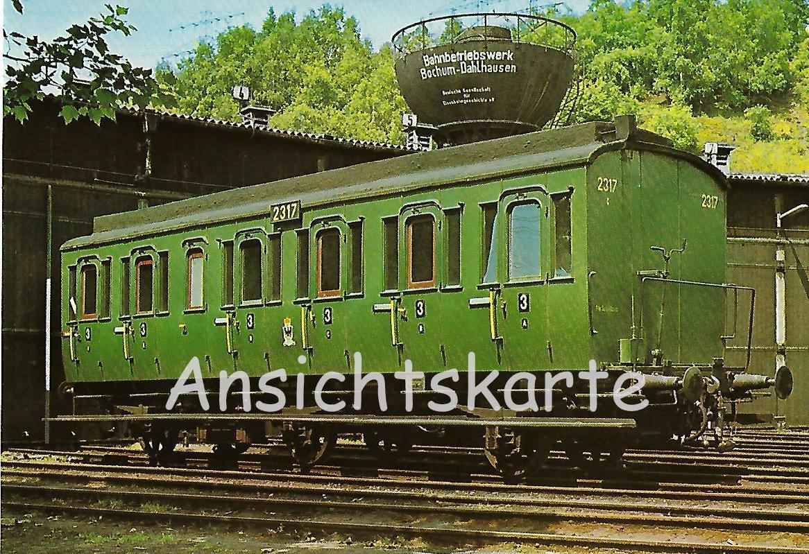 """Abteilwagen """"Essen 2317"""""""