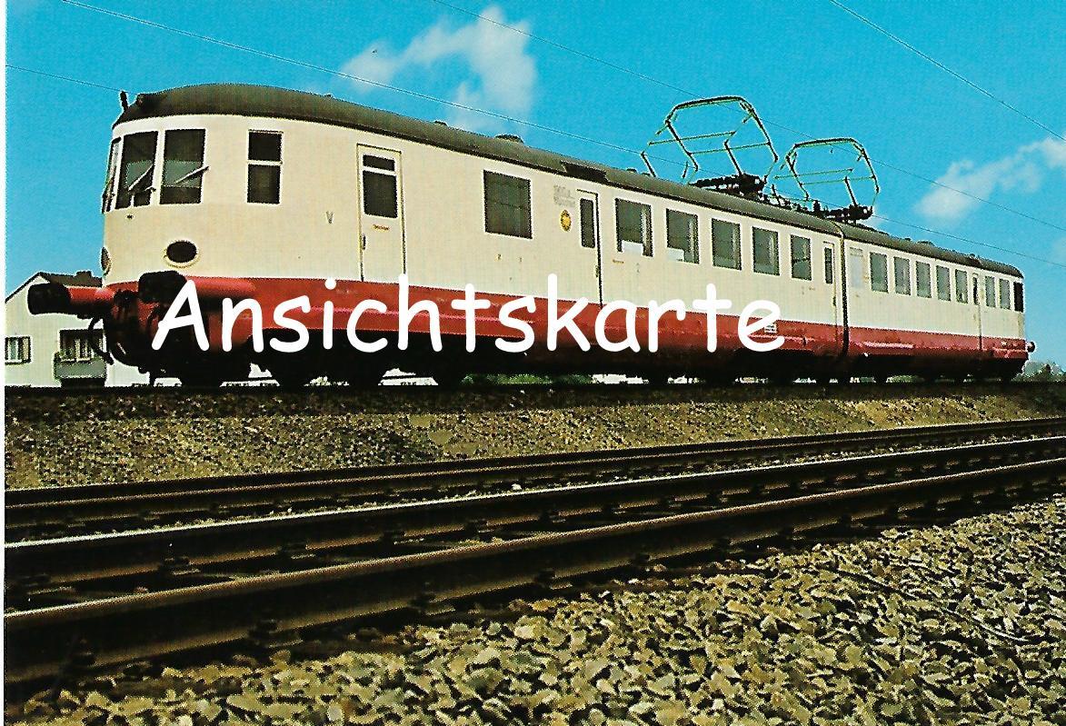 Schnelltriebwagen elT 1900 a/b. Eisenbahn Bestell-Nr. 5166