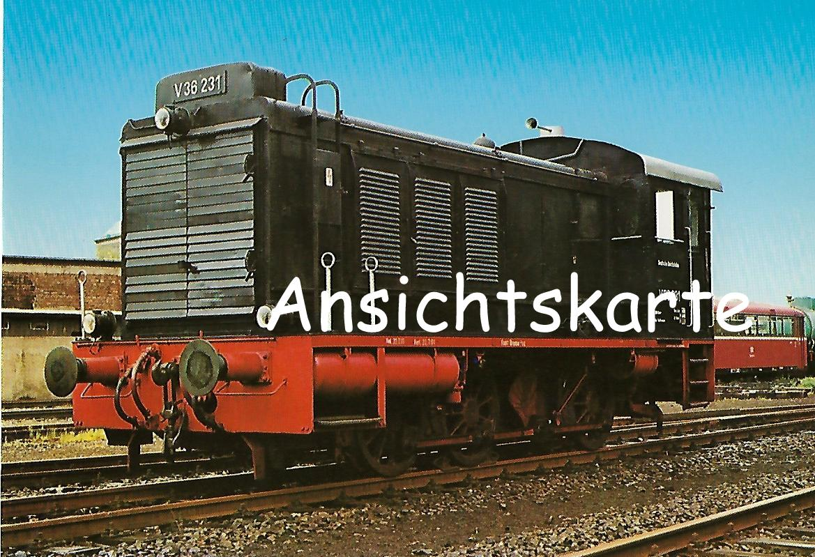 Diesellokomotive V 36 231. (5168)