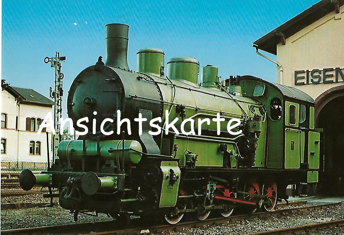 """Tenderlokomotive T 5 """"Carl Alexander Nr. 3"""". (5169)"""