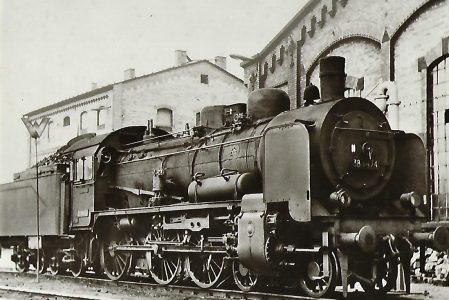 Preußische P 8. Eisenbahn Bestell-Nr. 5192