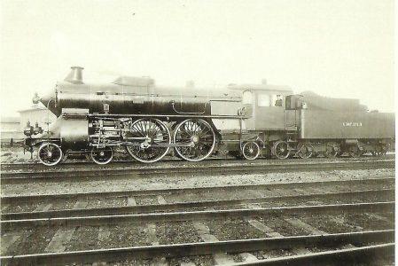 Dampflokomotive S2/6. Eisenbahn Bestell-Nr. 5200