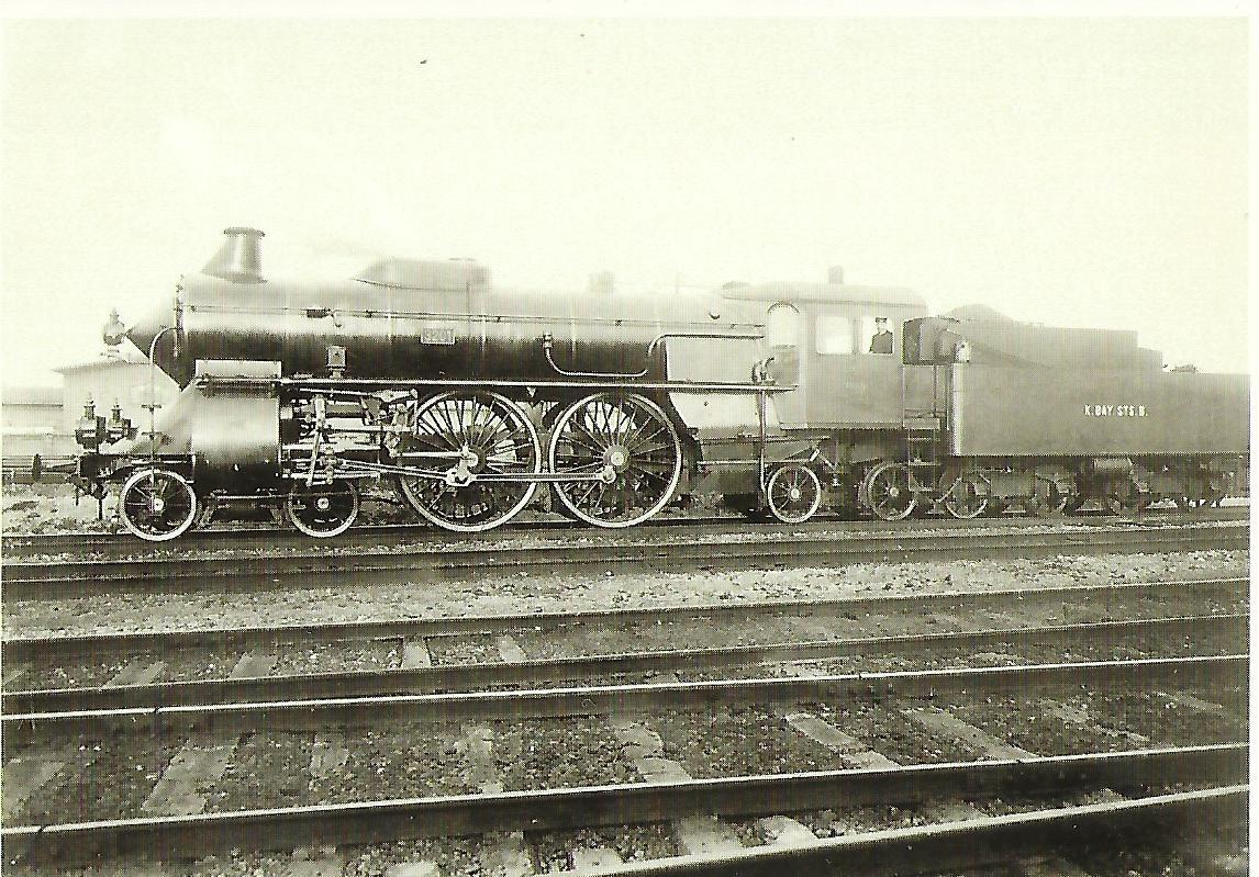 Dampflokomotive S2/6. (5200)