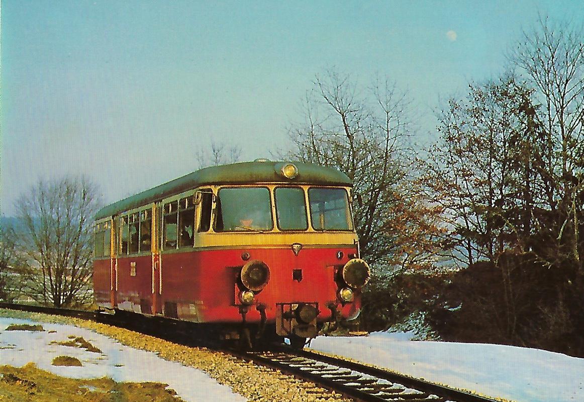 Dieseltriebwagen T 37. (10234)