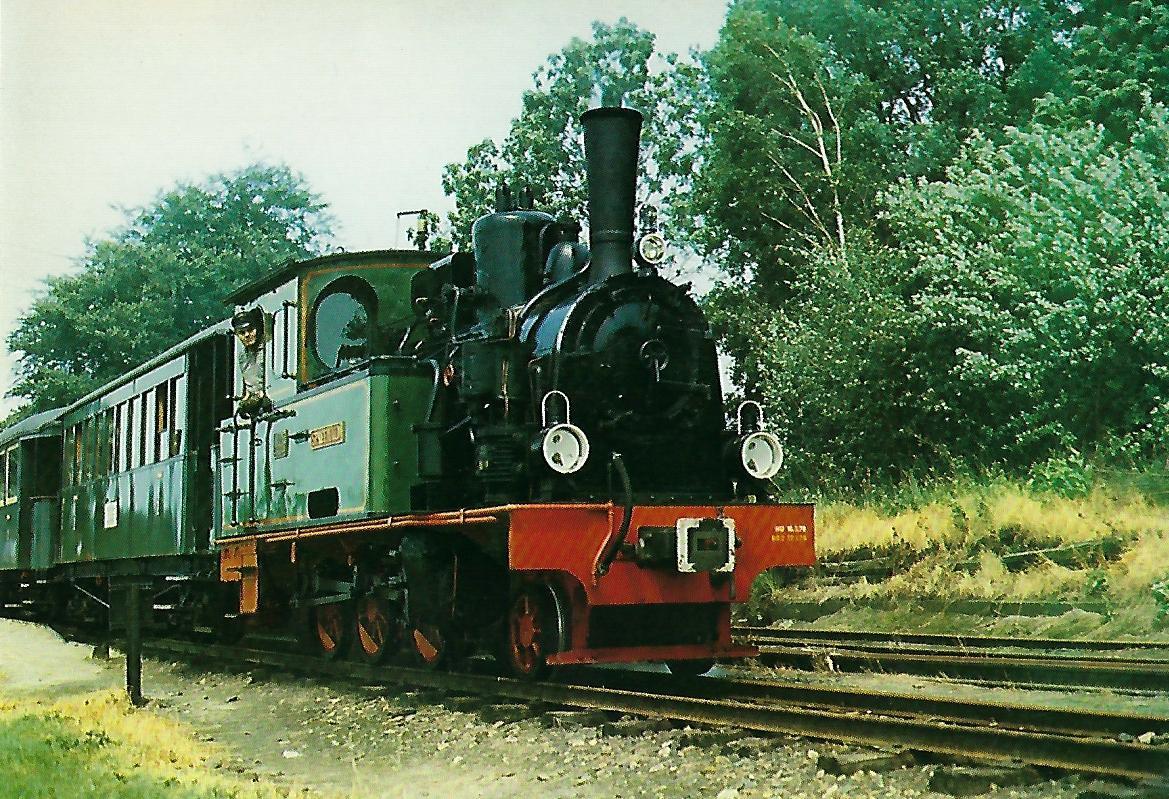 "Dampflokomotive ""Spreewald"". (10241)"